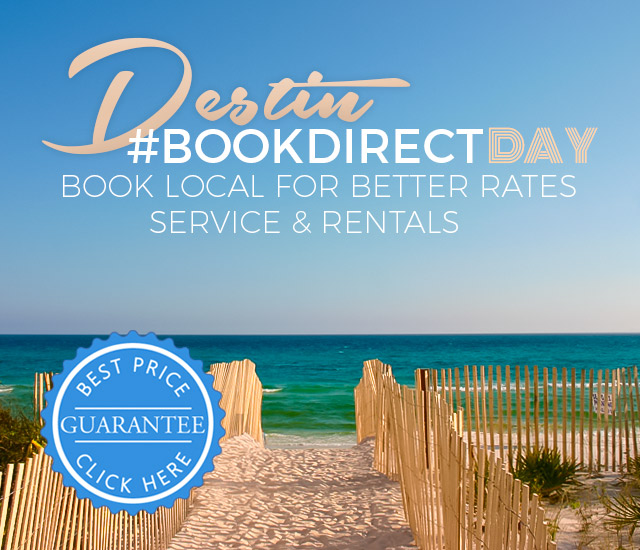 Book Direct Today & Save Money