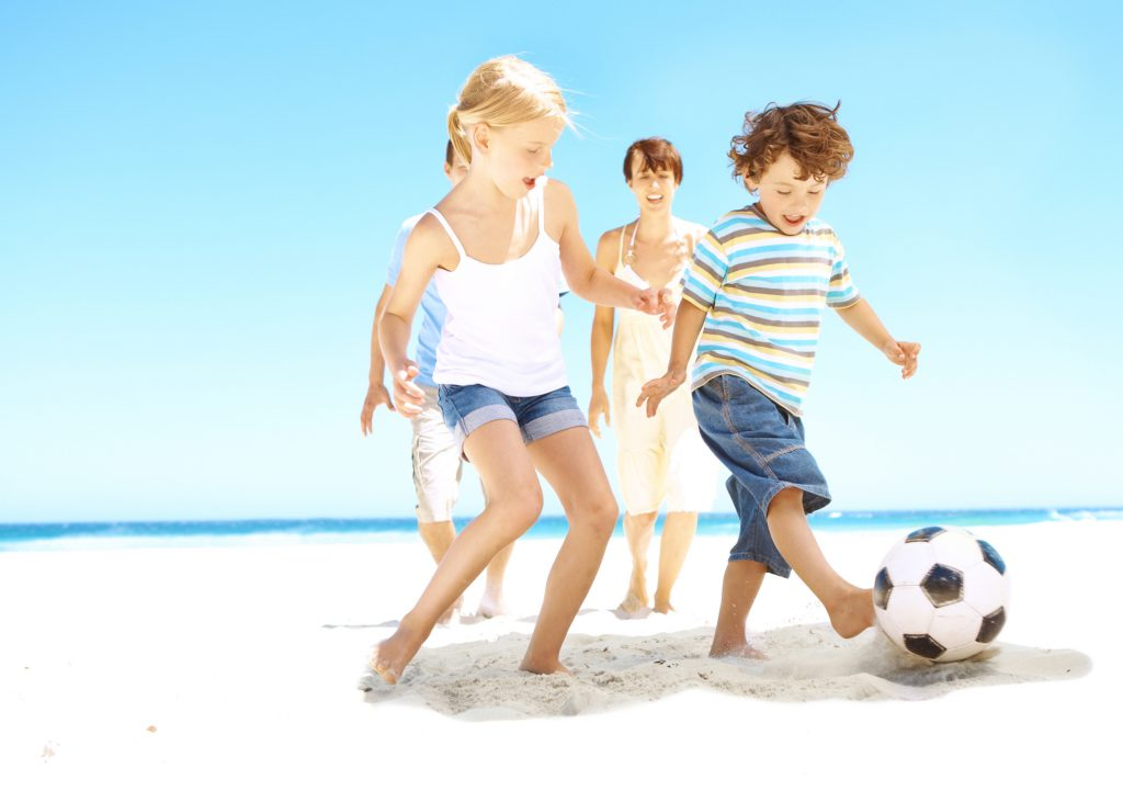Beach Activities that are Family-Friendly