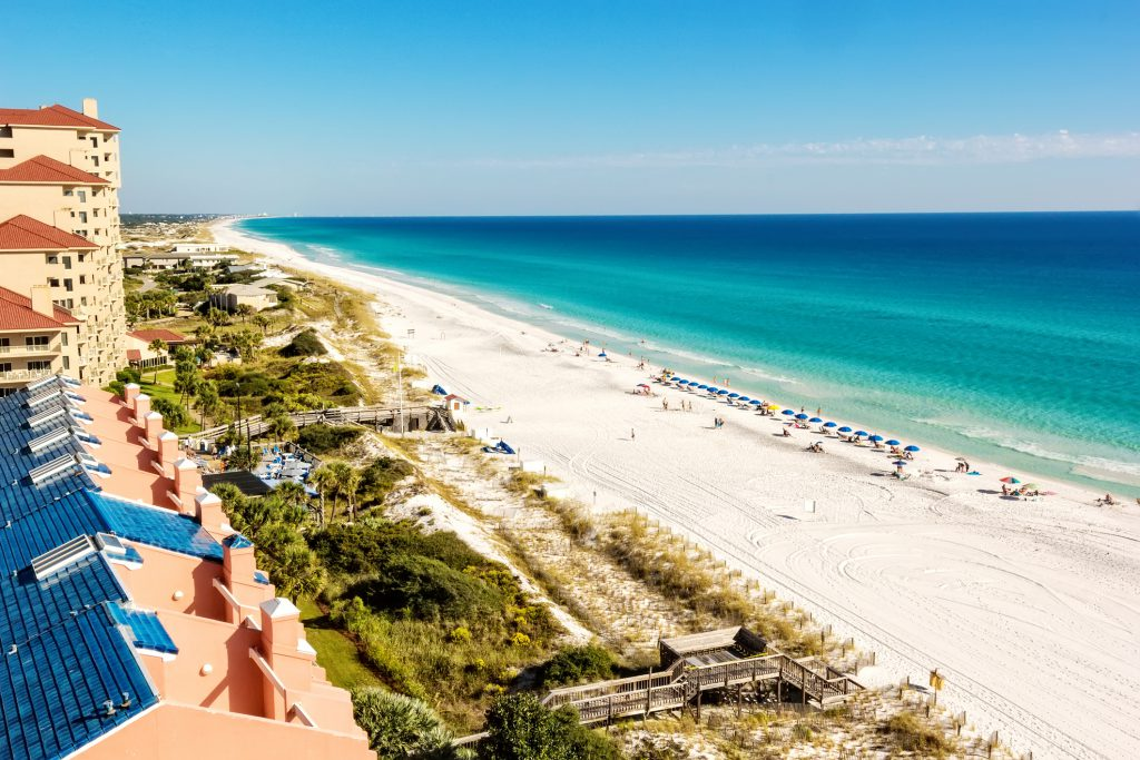 Visit Destin Beach this February with the Family