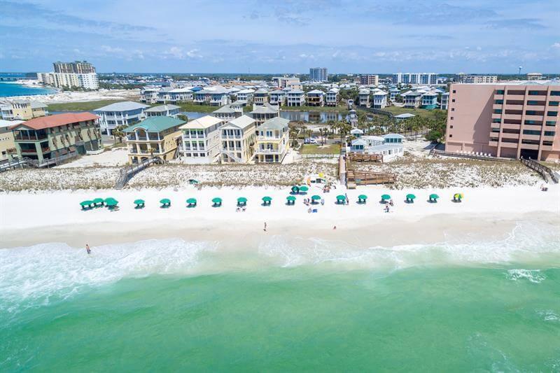 Destin Florida Beach House Rentals