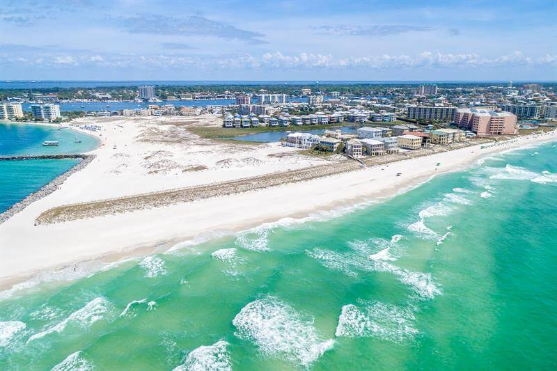 Rental Properties On The Beach In Destin Florida