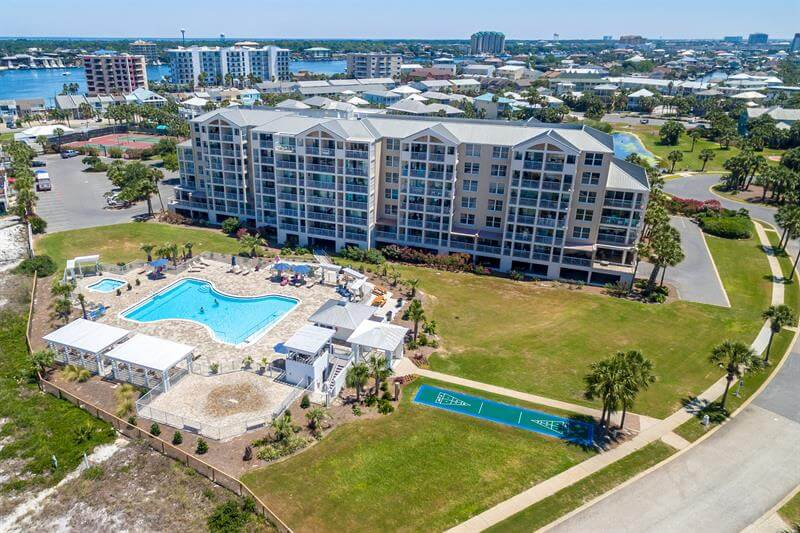 Destin Pointe Vacation Rental Homes Holiday Isle Properties